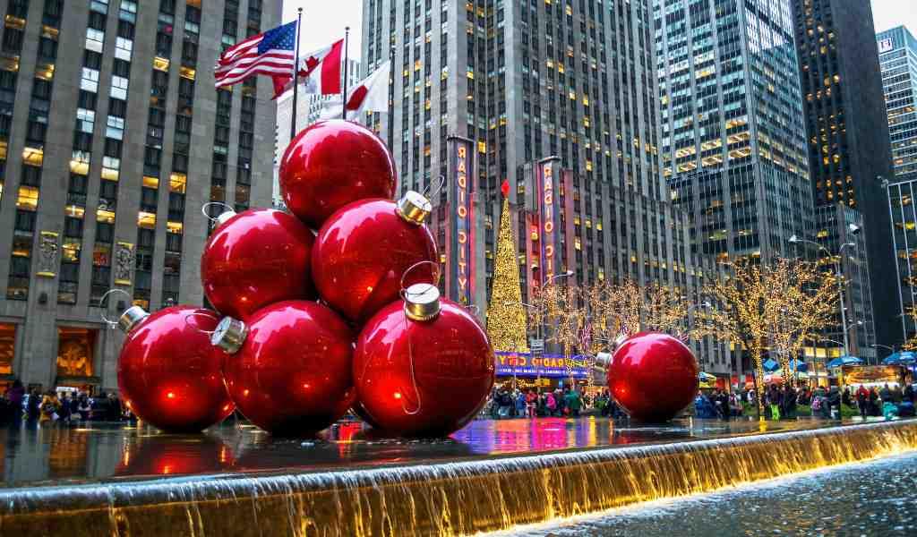 Combien ça coûte de planifier une semaine à New York?