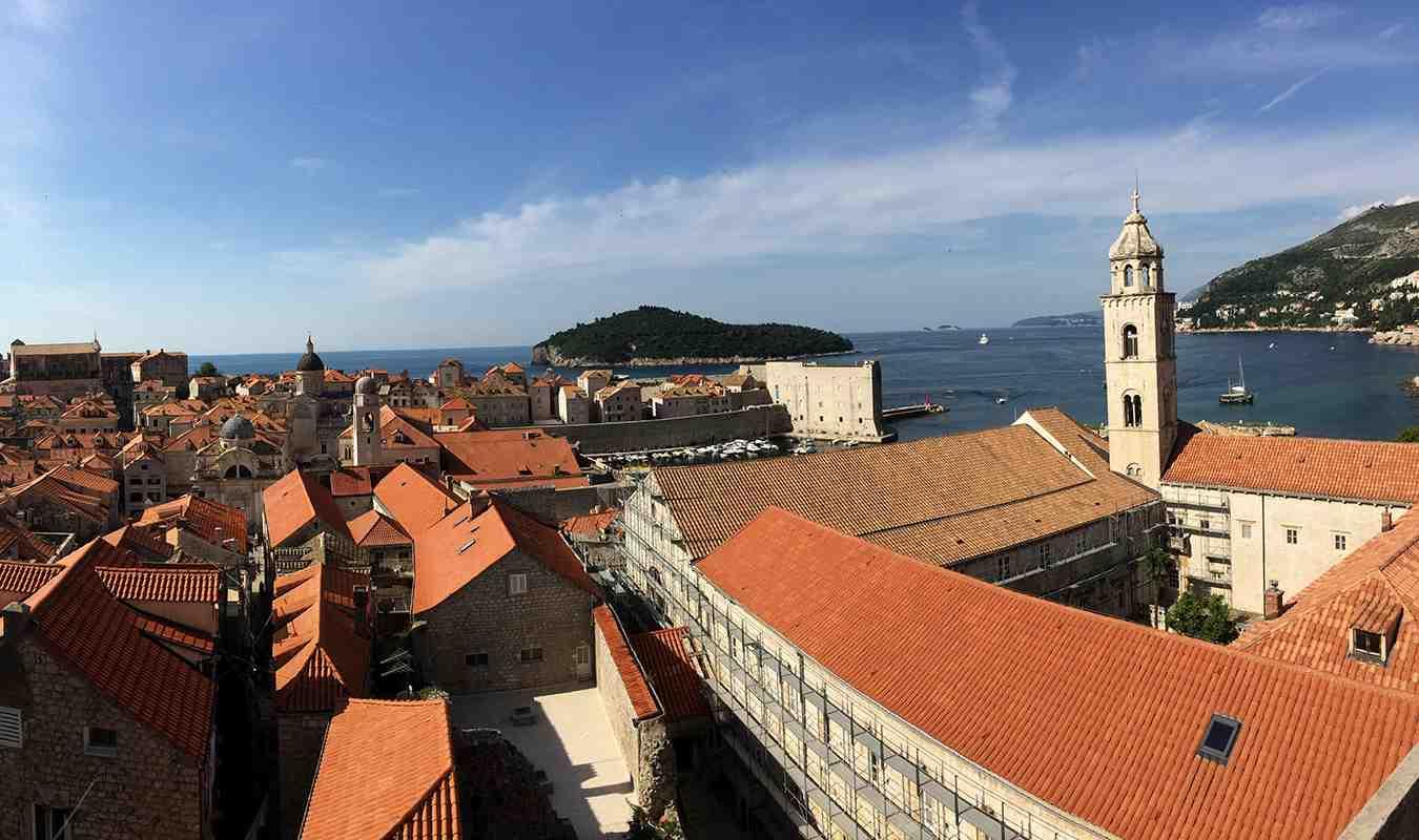 Combien coûte le ferry entre Split et Dubrovnik?