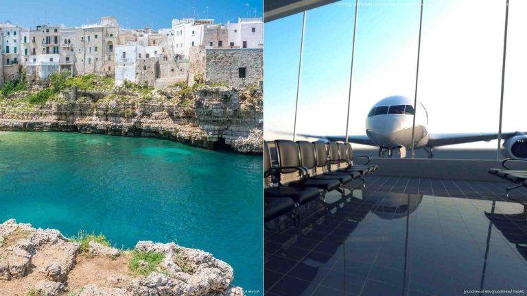 Comment aller à Bari en avion ?