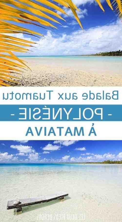 Comment aller aux Tuamotu ?