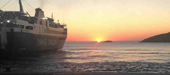 Comment aller en Grèce en ferry ?
