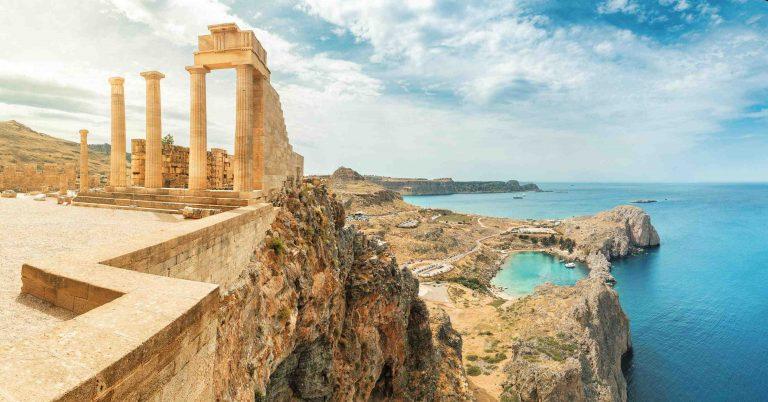 Comment aller en Grèce sans prendre l'avion ?