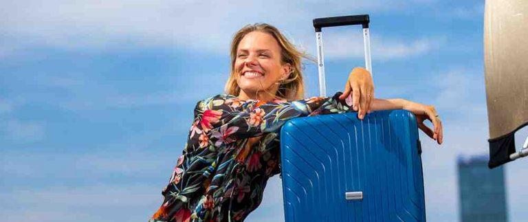 Comment calculer le volume en litres d'une valise ?