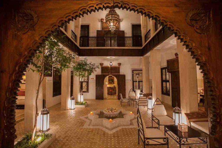Comment décrire Marrakech ?