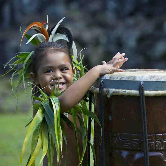 Comment dit-on que je t'aime en polynésien?