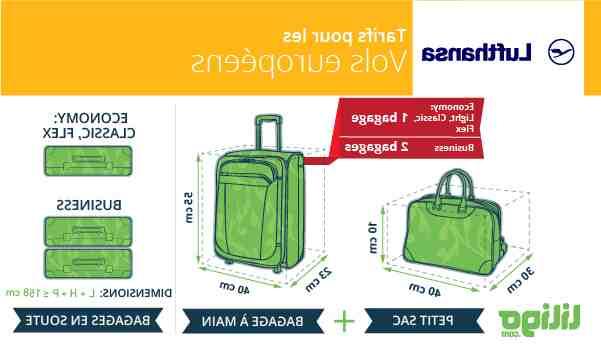 Comment lire les lignes d'une ligne de design de valise?