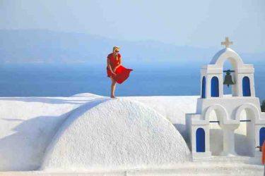 Comment se déplacer sur l'île de Santorin ?