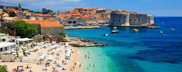 Comment se rendre en Croatie en avion?