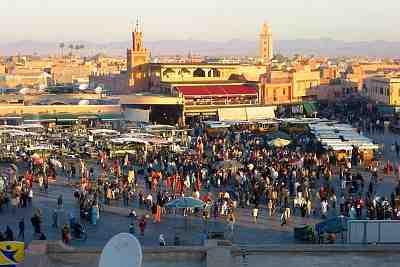 Comment s'habiller à Marrakech en décembre?