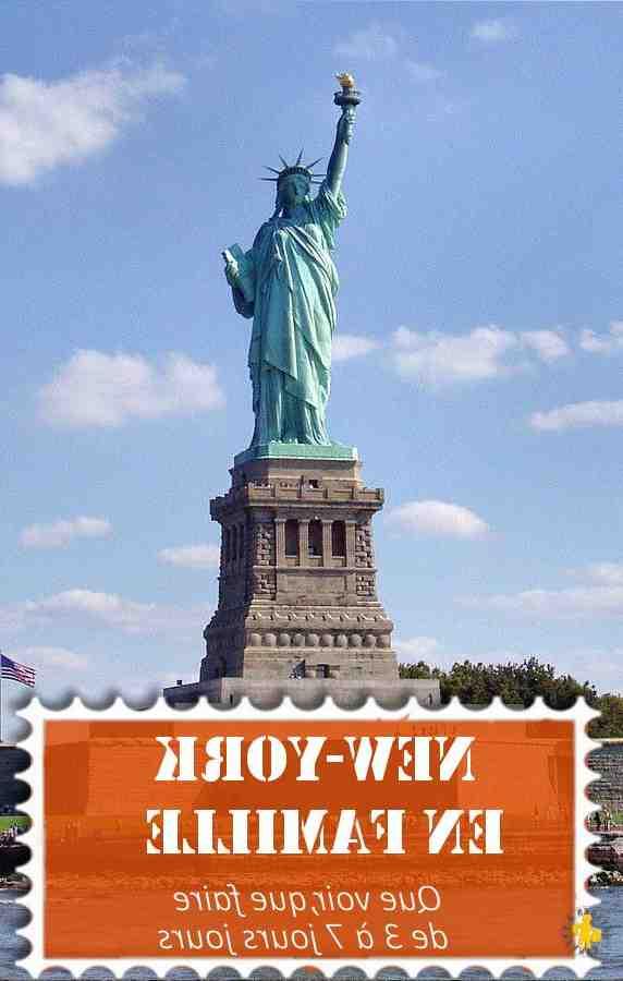 Comment visiter New York en 7 jours ?