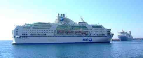 Est-ce que Corsica Ferries prend les chèques vacances ?