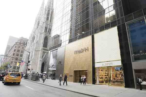 Où acheter des jeans Levis pas chers à New York?