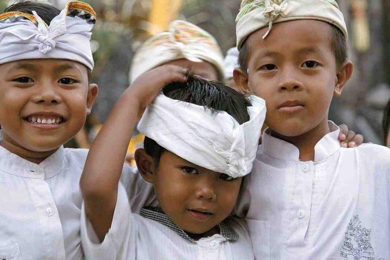 Où aller à Bali en famille ?