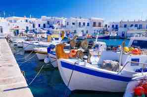 Où aller à la mer en Grèce?