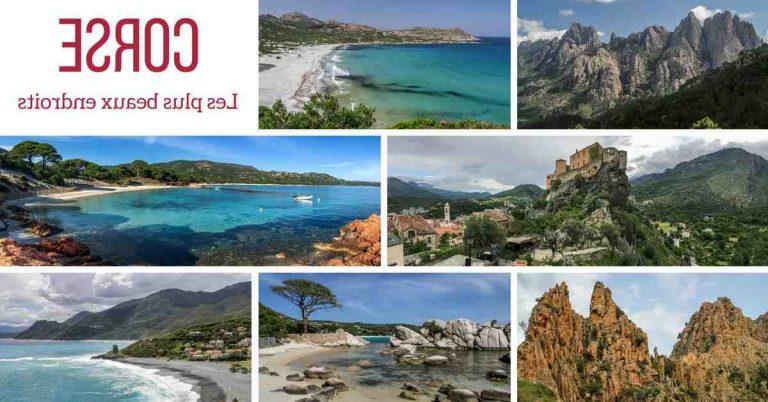 Où aller en Corse nord ou sud ?