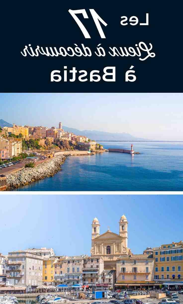 Où aller en Corse pour 3 jours ?