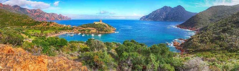 Où aller en Corse pour une semaine ?