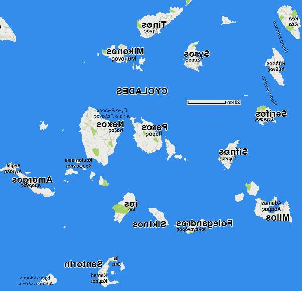 Où aller en Grèce ?