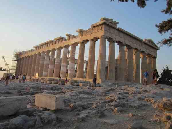 Où aller en Grèce à la Toussaint ?