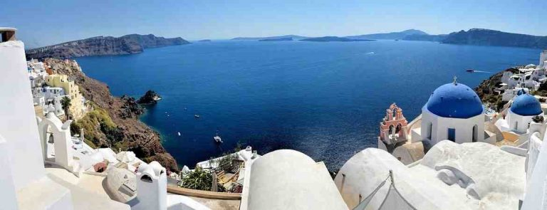 Où aller en Grèce au mois d'avril ?