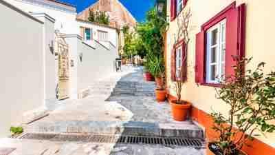 Où aller en Grèce en juin ?