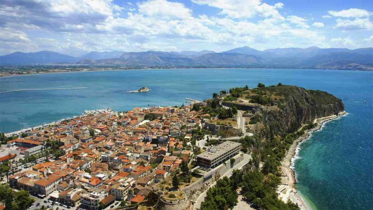Où aller pour une semaine en Grèce ?