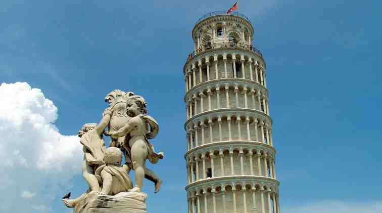 Où avez-vous nagé en Toscane?