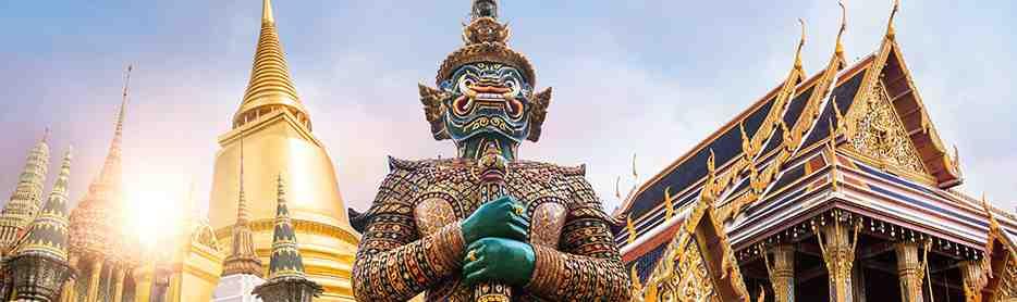 Où changer de l'argent pour la Thaïlande?