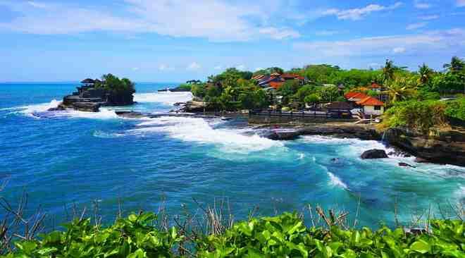 Où est Bali sur la carte du monde?