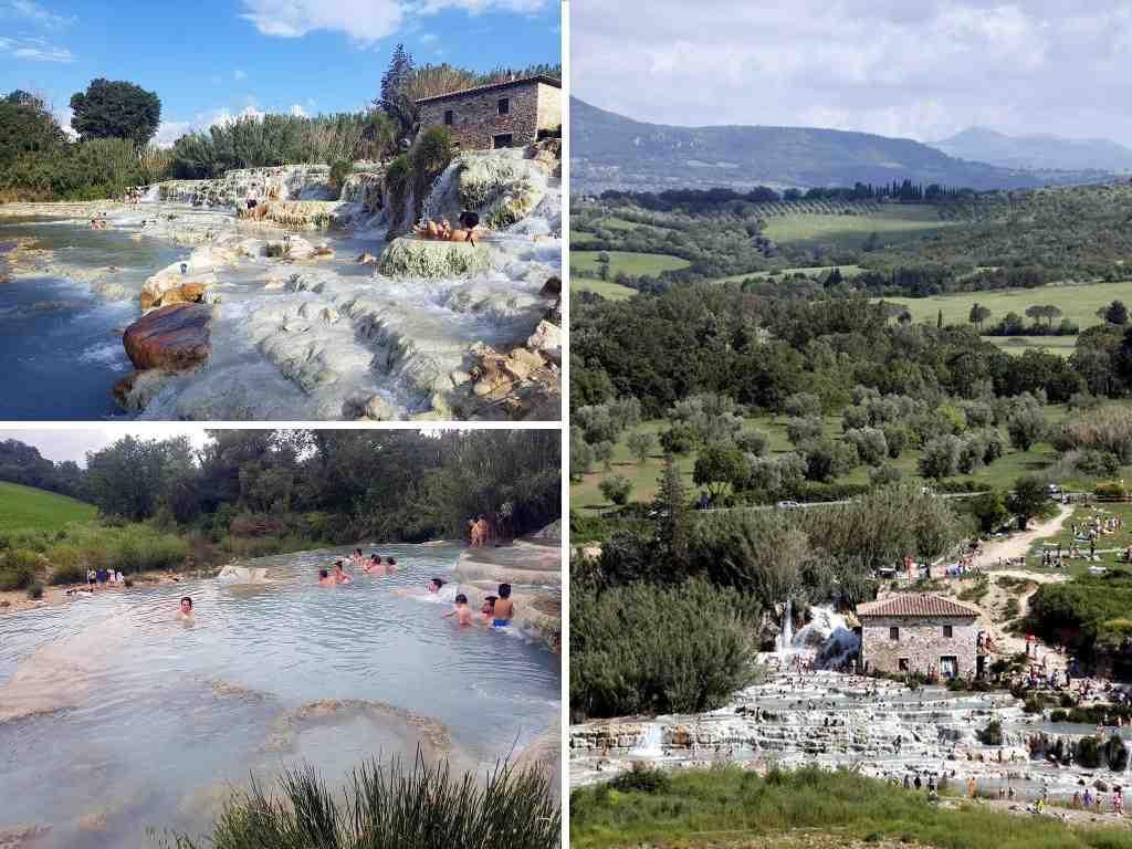 Où nager près de Florence?