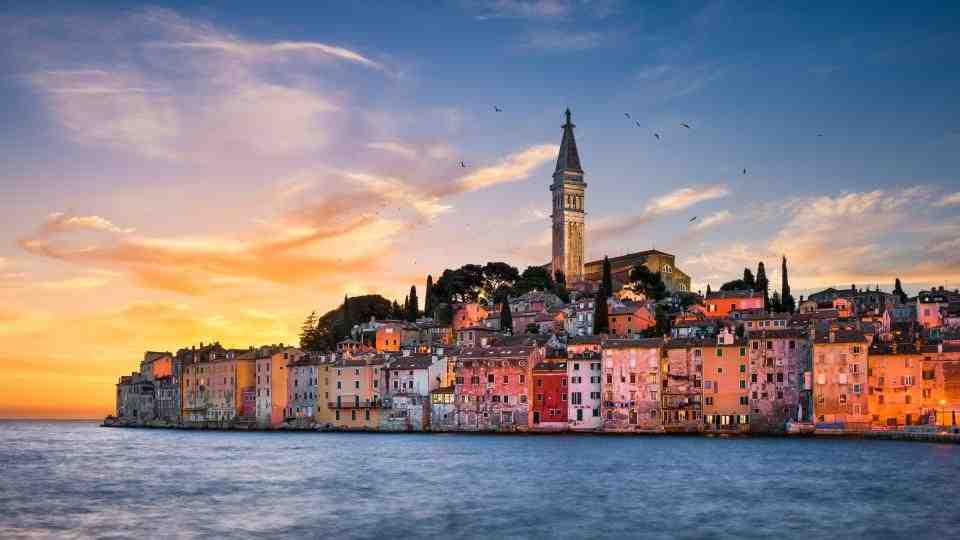 Où partir en Croatie en été?