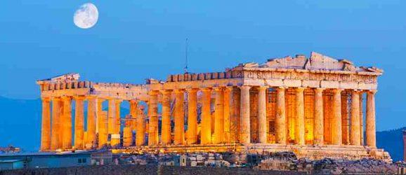 Où partir en Grèce au mois d'octobre ?