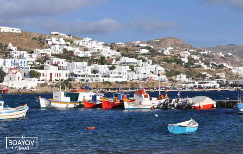 Où partir en Grèce en octobre?