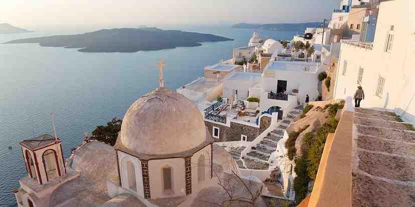Où partir en Grèce pas cher?