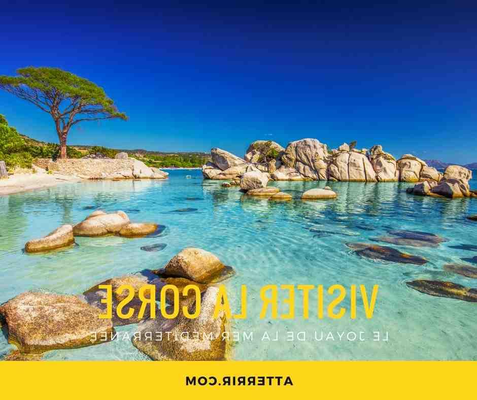 Où partir pour un week-end en Corse?