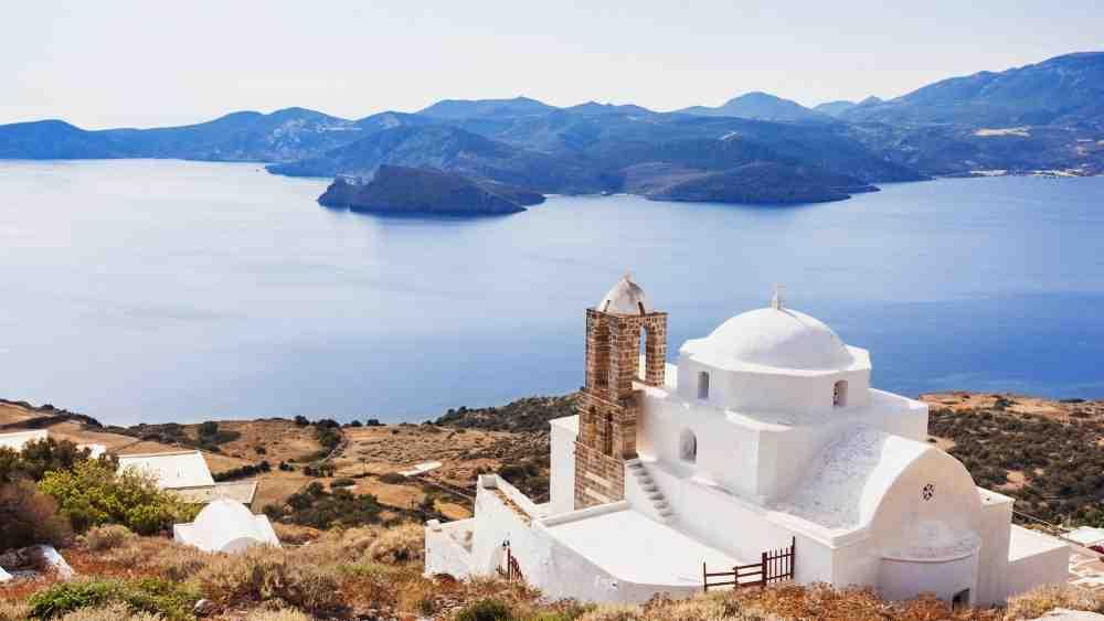 Où pouvez-vous passer de bonnes vacances en Grèce?