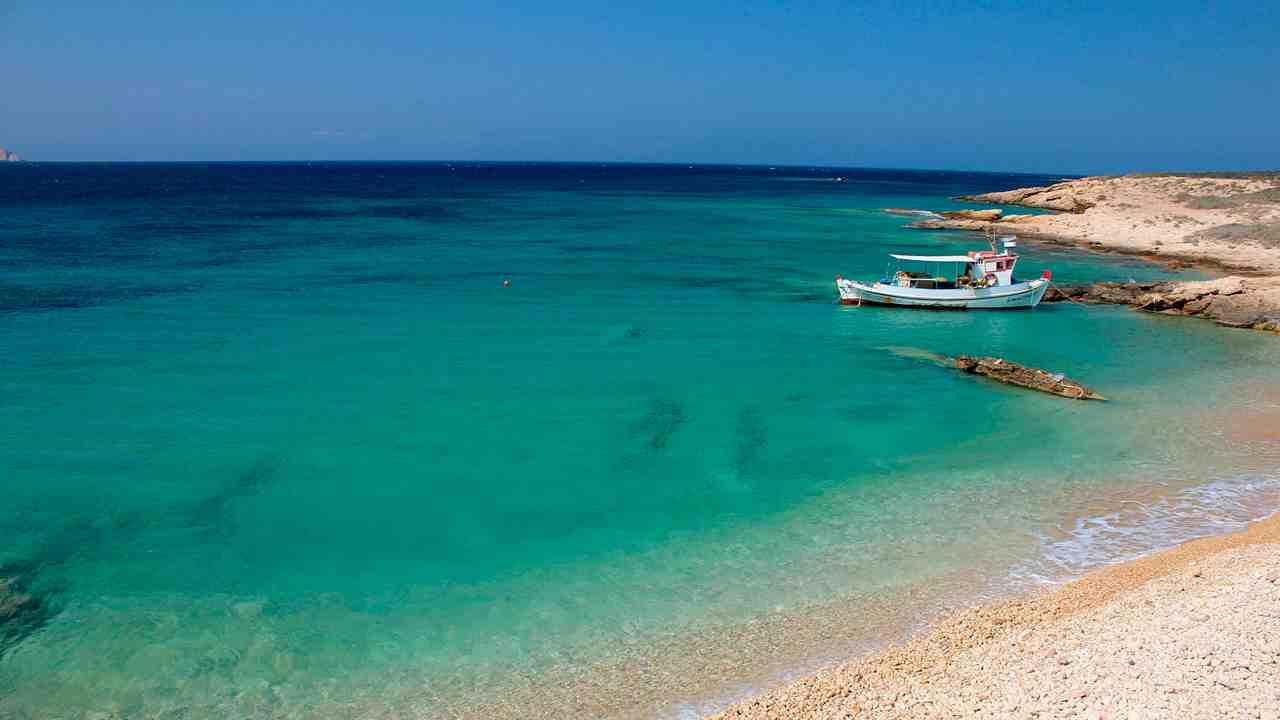 Où prendre le bateau en Italie pour la Grèce?
