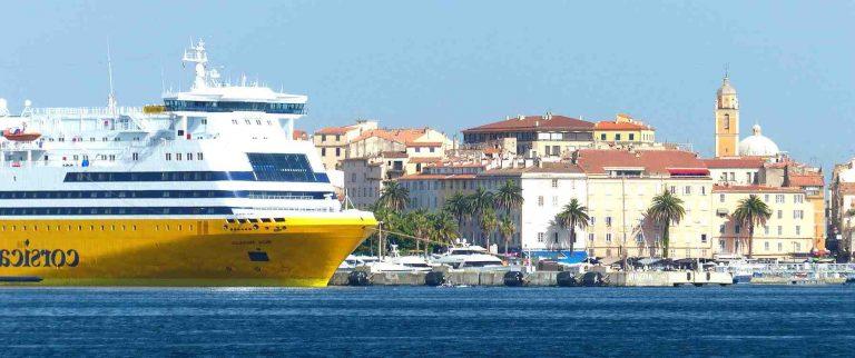 Où prendre le bateau pour la Corse à Marseille ?