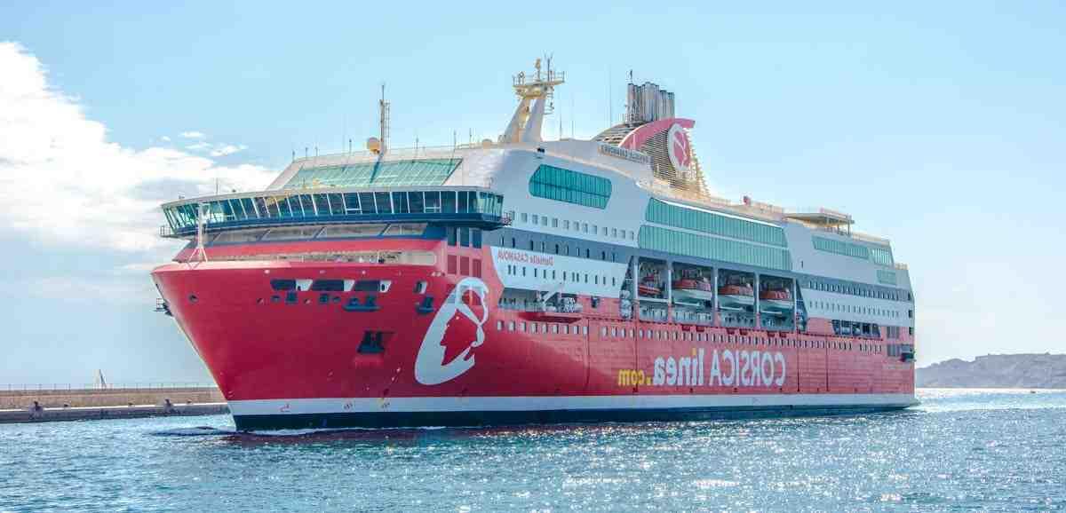 Où prendre le ferry pour Bastia?