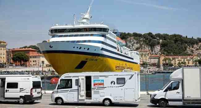 Où prendre le ferry pour la Corse?