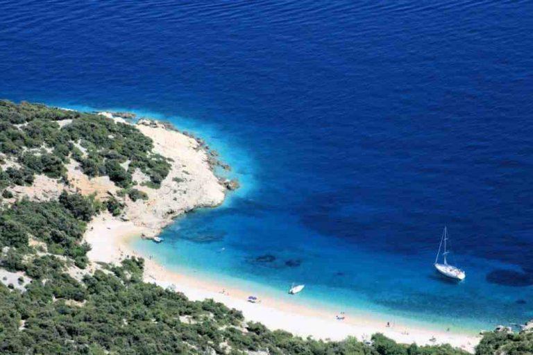 Où se trouve les plus belles plages de Croatie ?