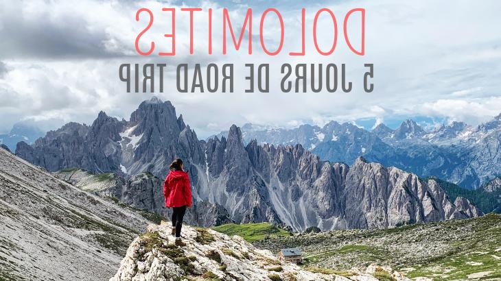 Où sont les Dolomites en Italie ?