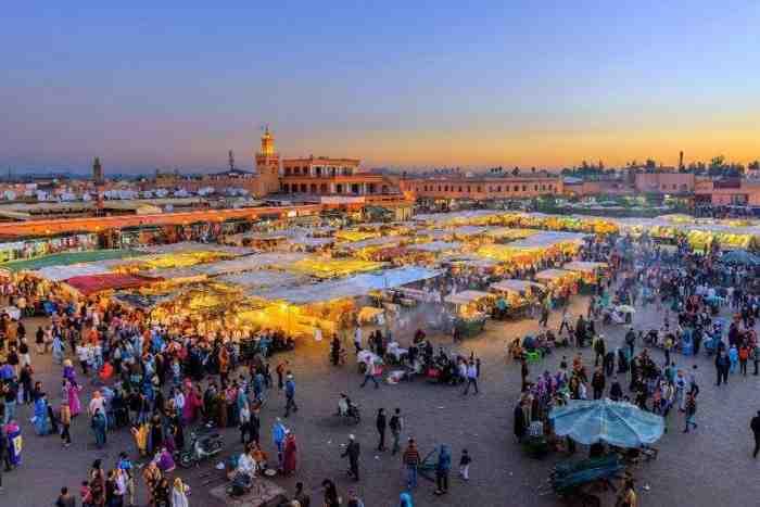 Pourquoi le tourisme à Marrakech ?