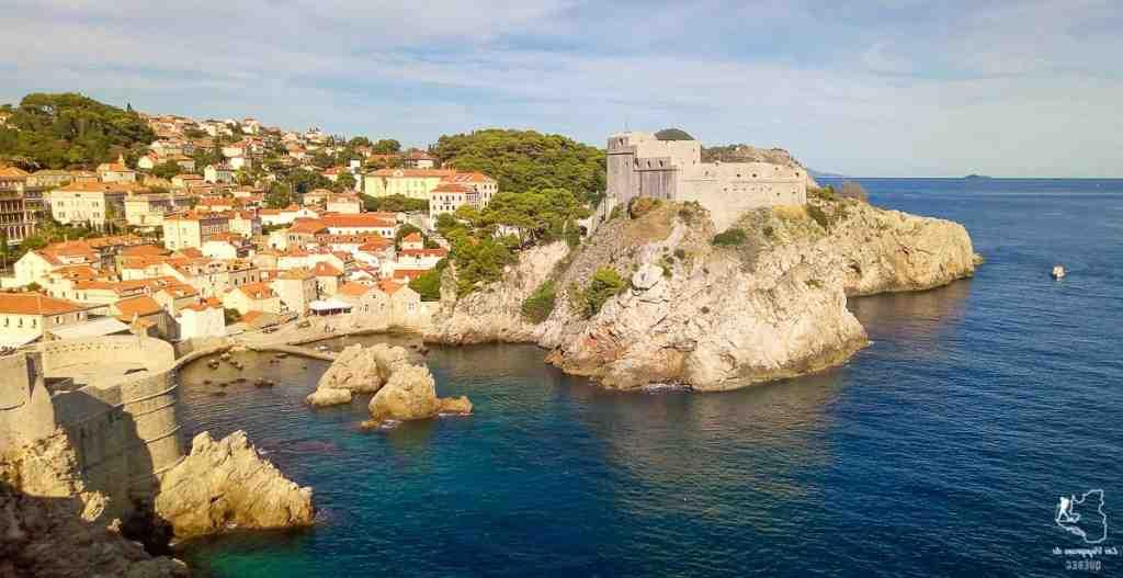 Pouvez-vous venir à Dubrovnik en train?