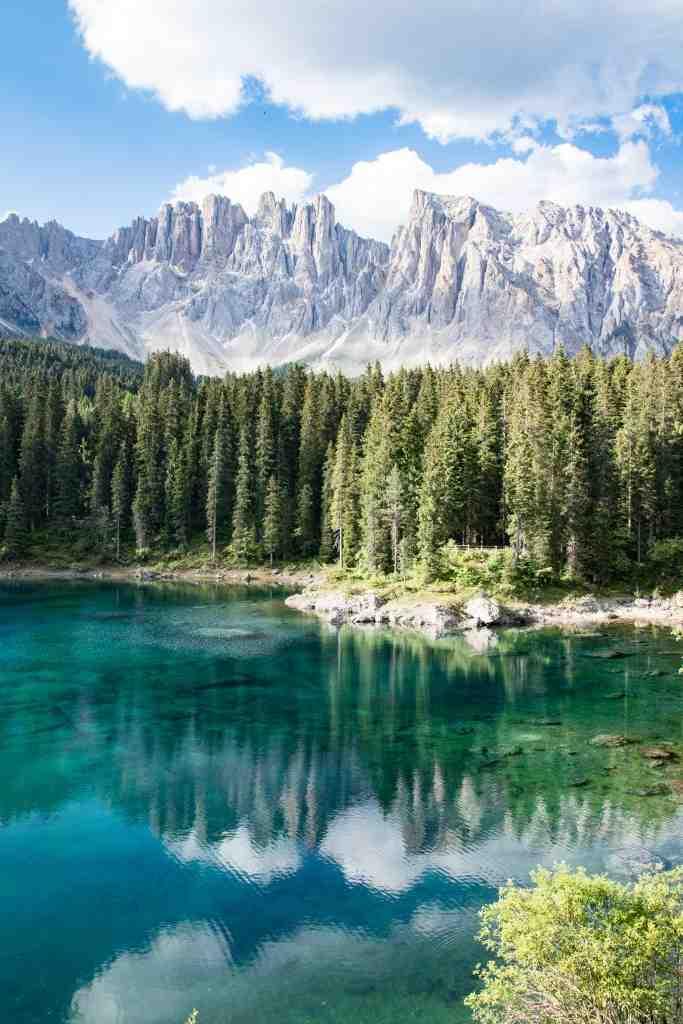 Quand partir Dolomites Italie ?