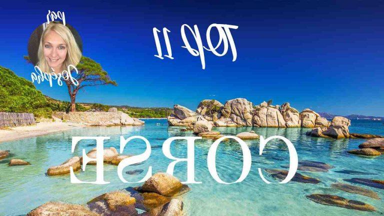 Quand partir en vacances en Corse ?