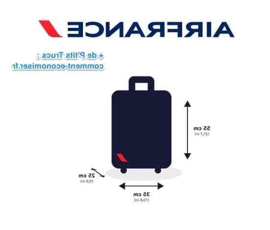 Que sont les valises de 23 kg?