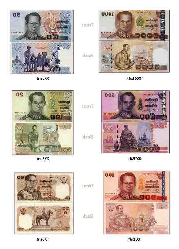 Quel est la monnaie à Phuket ?