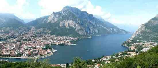 Quel est le plus grand lac italien ?
