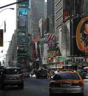 Quel est le salaire moyen à New York ?